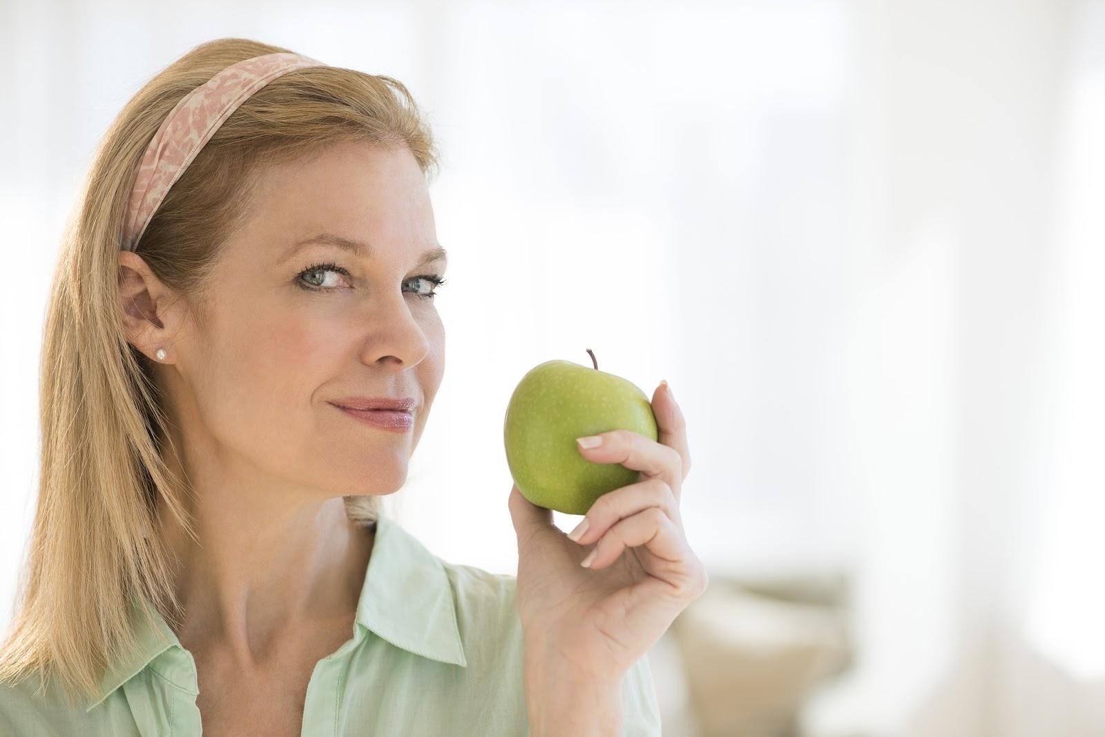 Dicas contra problemas de saúde das mulheres usando a alimentação
