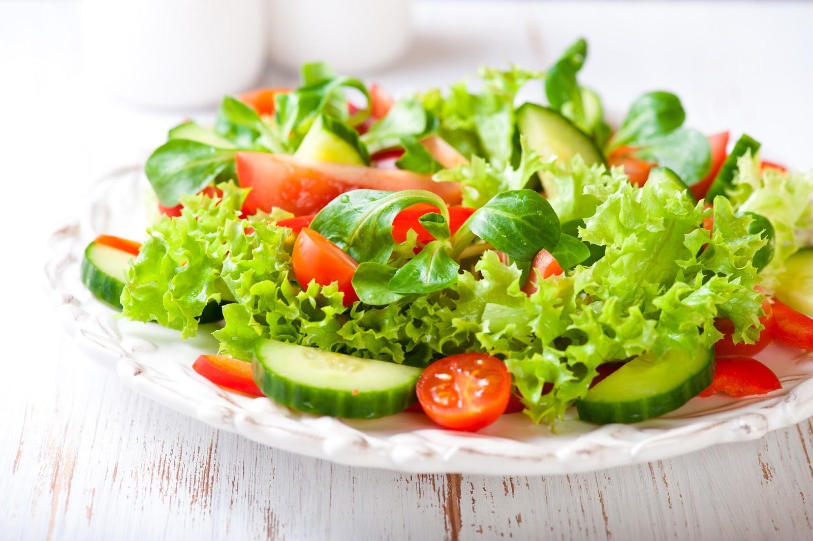 6 dicas para transformar a salada num aliado da sua dieta